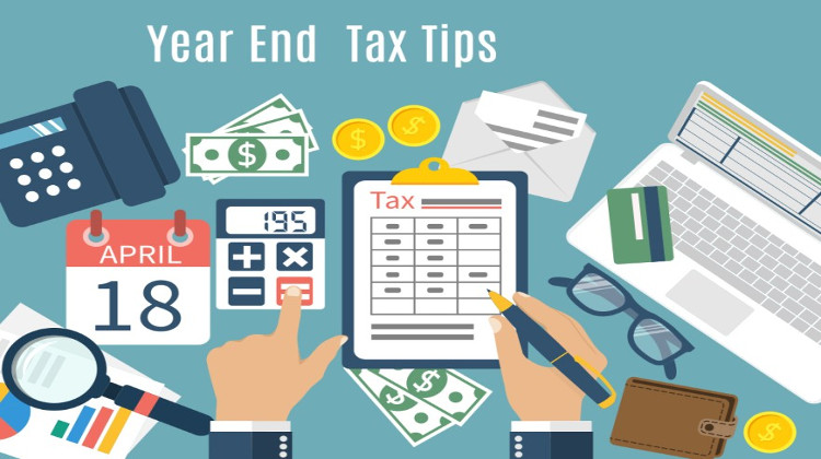 Year-End Tax Reduction Strategies: 2019